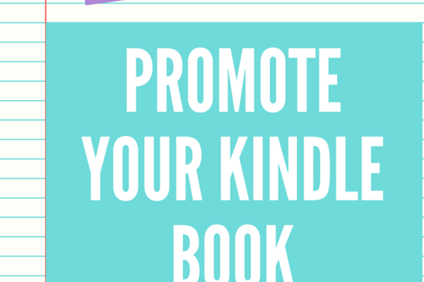ways to promote your kindle book